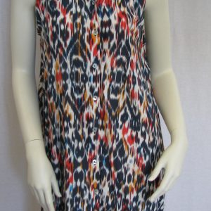 Beachlunchlounge Multi Colored Coverup