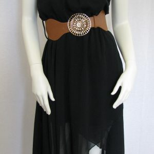 Mad Modele Black Dress