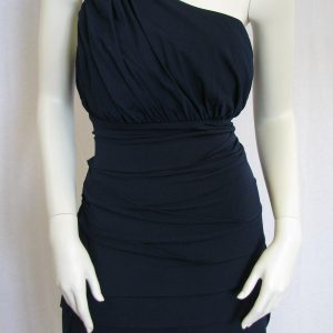 Deb Navy Blue Cocktail Dress