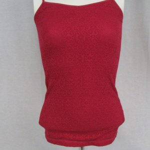 Aeropostale Knit Front Cami