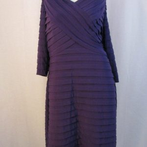 Adriana Papell Sheath Dress