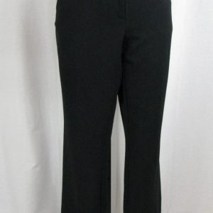 Anne Klein Black Dress Slacks
