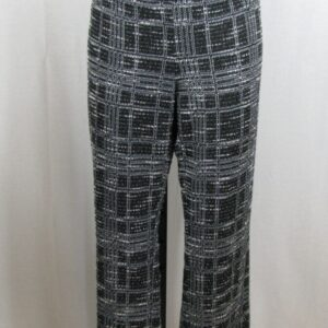 7th Avenue Design Studio Tweed Slacks
